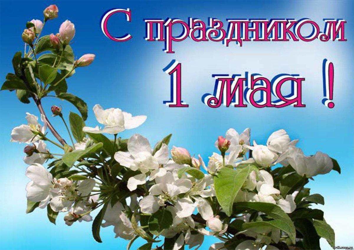 Фото с 1 мая и поздравления